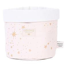 Achat Panier & corbeille Panier de Rangement Panda Medium - Gold Stella & Dream Pink