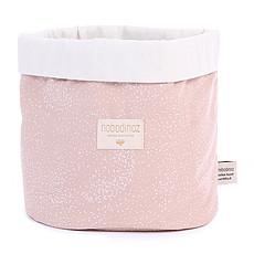Achat Panier & corbeille Panier de Rangement Panda Medium - White Bubble & Misty Pink