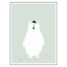 Achat Affiche & poster Poster - Mr Polar Bear