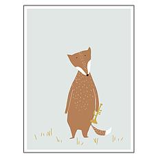Achat Affiche & poster Poster - Mr Fox