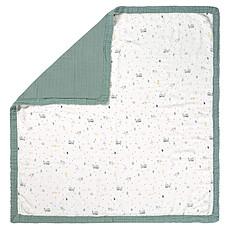 Achat Linge de lit Couverture Divinement Douce Garden Explorer - Vert
