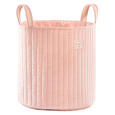 Achat Rangement jouet Sac à Jouets Savanna Velvet - Bloom Pink