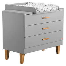 Achat Commode Commode à Langer Lounge - Gris