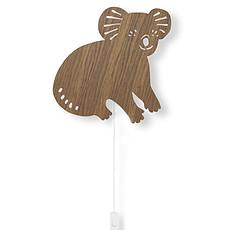 Achat Suspension  décorative Applique Koala - Chêne Fumé