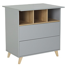 Achat Commode Commode Loft - Gris