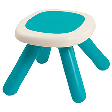 Achat Table & Chaise Tabouret Kid - Bleu