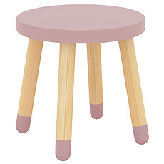 Achat Table & Chaise Tabouret PLAY 30 cm - Rose