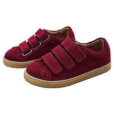 Achat Chaussons & Chaussures Basket Môme Grenat - 26