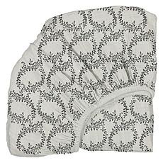 Achat Linge de lit Drap Housse Feuillage - 60 x 120 cm