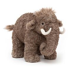 Achat Peluche Cassius Woolly Mammoth