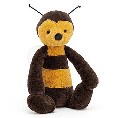 Achat Peluche Bashful Bee Medium