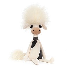 Achat Peluche Swellegant Bonnie Cow - Medium