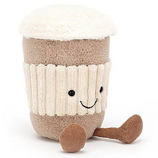 Achat Peluche Amuseable Coffee-To-Go