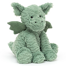 Achat Peluche Fuddlewuddle Dragon - Medium