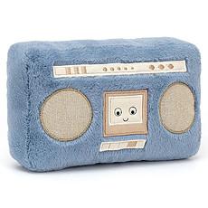 Achat Peluche Wiggedy Boombox - Petit