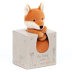 Achat Doudou My Friend Fox Soother