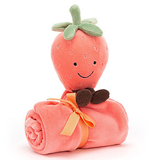 Achat Doudou Amuseable Strawberry Soother