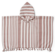 Achat Textile Poncho Roomie - Dark Rose