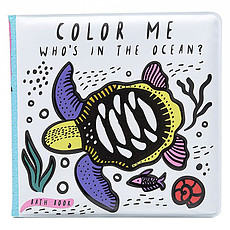 Achat Livre & Carte Livre de Bain Color Me - Who's in The Ocean