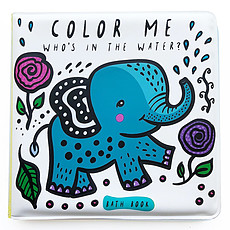 Achat Livre & Carte Livre de Bain Color Me - Who's in The Water