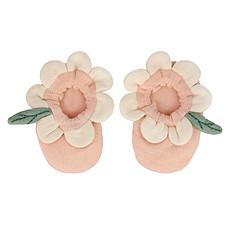 Achat Chaussons & Chaussures Chaussons pour Bébé Marguerite - 16/17