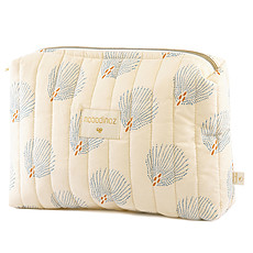 Achat Trousse Trousse de Toilette Travel - Blue Gatsby & Cream