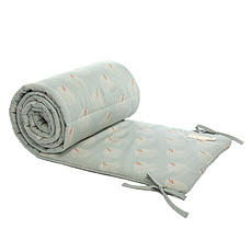 Achat Linge de lit Tour de Lit Nest - White Gatsby & Antique Green