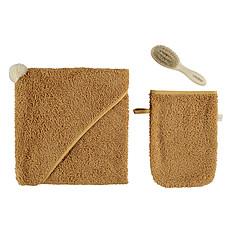 Achat Linge & Sortie de bain Set de Bain Bébé So Cute - Caramel