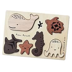 Achat Mes premiers jouets Puzzle Les Animaux des Océans