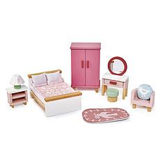 Achat Mes premiers jouets Meubles de Chambre à Coucher de Poupées