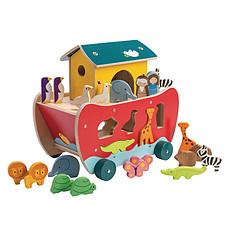 Achat Mes premiers jouets Boîte à Formes Arche de Noé