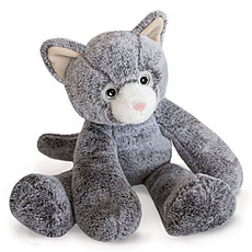 Achat Peluche Peluche Sweety Mousse Chat - Grand
