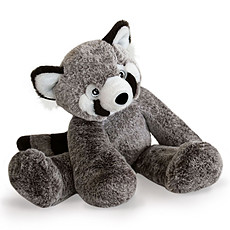 Achat Peluche Peluche Sweety Mousse Panda Roux - Grand