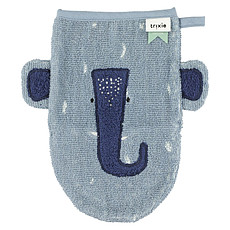 Achat Gant de toilette Gant de Toilette - Mrs. Elephant
