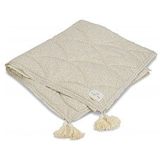 Achat Linge de lit Couverture en Coton Bio - Melodie