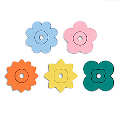 Achat Mes premiers jouets Puzzle de Bain Flower Power