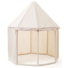 Achat Tipi Tente Pavillon - Blanc Cassé