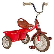 Achat Trotteur & Porteur Tricycle Transporter Rouge