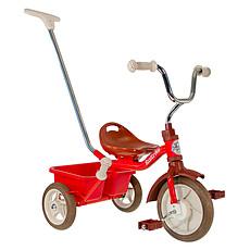 Achat Trotteur & Porteur Tricycle Passenger Rouge