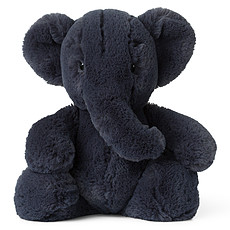 Achat Peluche Ebu l'Éléphant Gris - Moyen