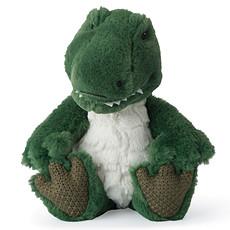 Achat Peluche Cornelio le Crocodile Vert - Moyen