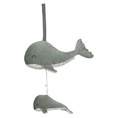 Achat Mobile Boîte à Musique Baleine Ocean - Menthe