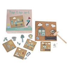 Achat Mes premiers jouets Jeu de Formes à Clouer