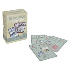Achat Mes premiers jouets Jeu de Cartes Quartets Animaux