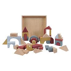 Achat Mes premiers jouets Blocs de Construction en Bois Pure