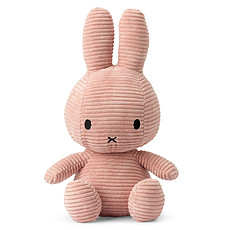 Achat Peluche Peluche Lapin Miffy Rose - Grand