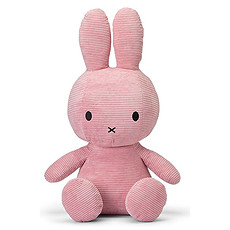 Achat Peluche Lapin Miffy Rose - Géant