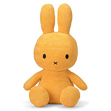 Achat Peluche Lapin Miffy Moutarde - Géant