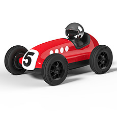 Achat Mes premiers jouets Voiture Verve Loretino Martino - Rouge