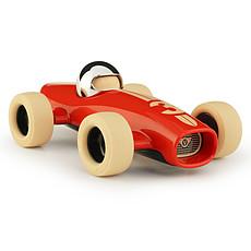 Achat Mes premiers jouets Voiture Verve Malibu Benjamin - Orange